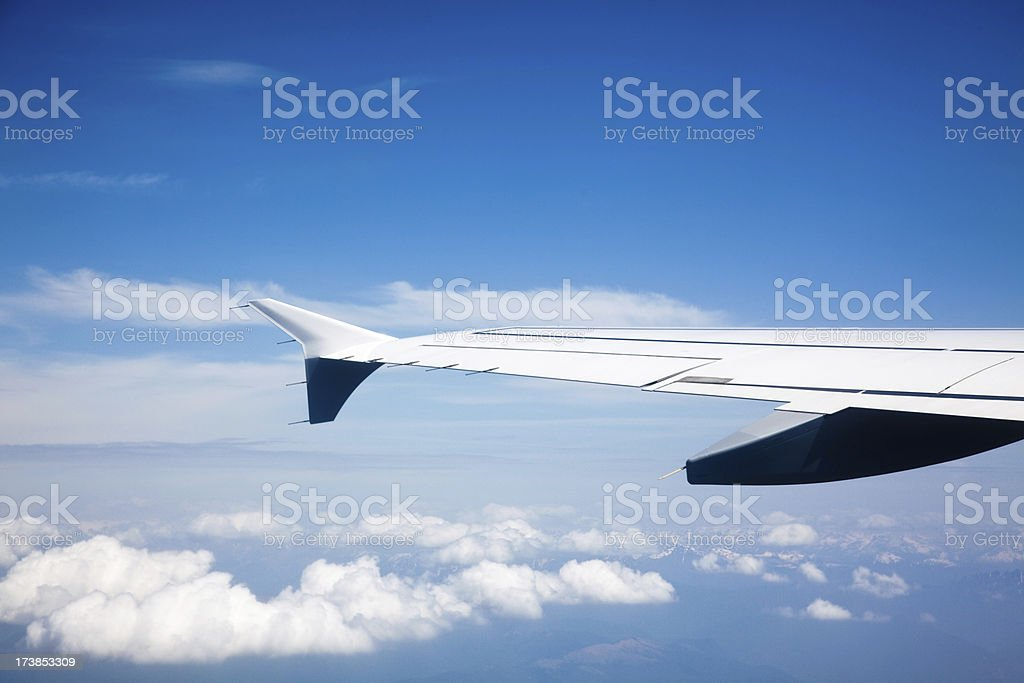Fly high royalty-free stock photo