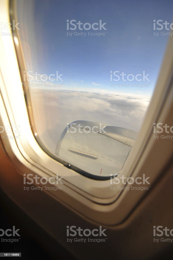 fly with me royalty-free stock photo