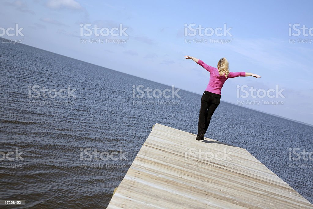Flying away! royalty-free stock photo