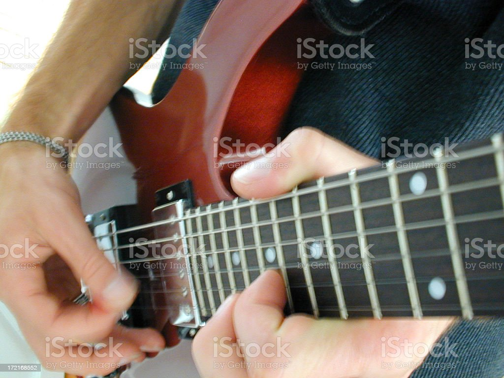 Flying Fingers 3 royalty-free stock photo