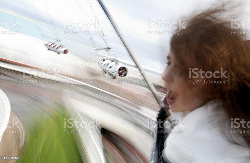Flying Fun-See below for similar royalty-free stock photo