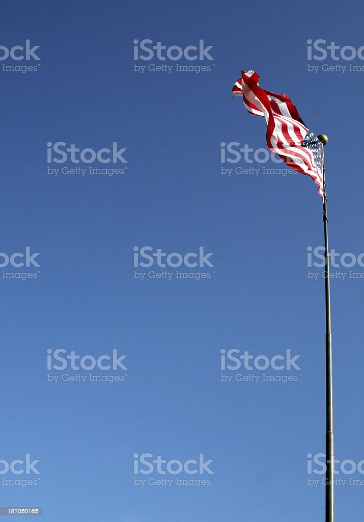 Flying High royalty-free stock photo