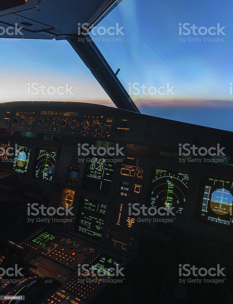 Flying High stock photo