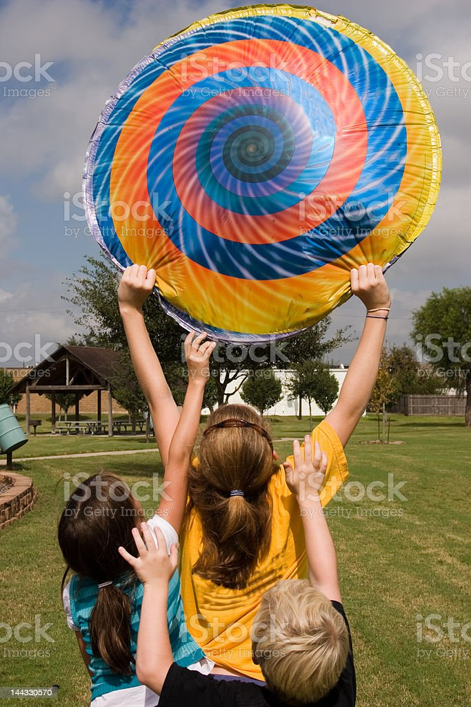flying saucer royalty-free stock photo