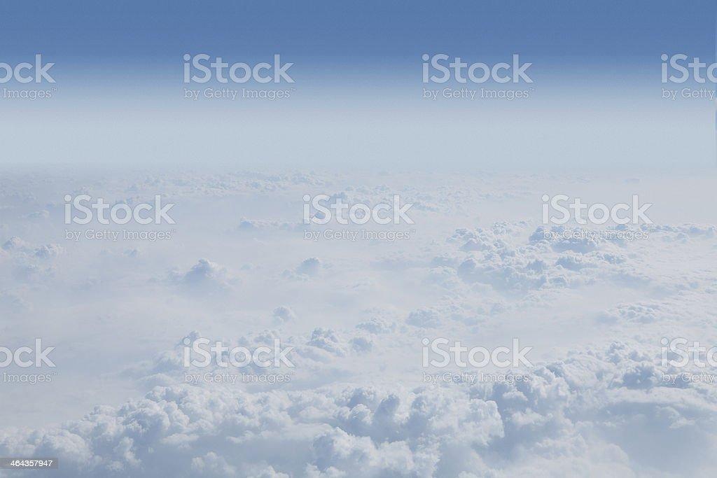 flying sky royalty-free stock photo