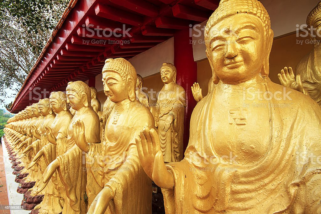 Fo Guang Shan stock photo