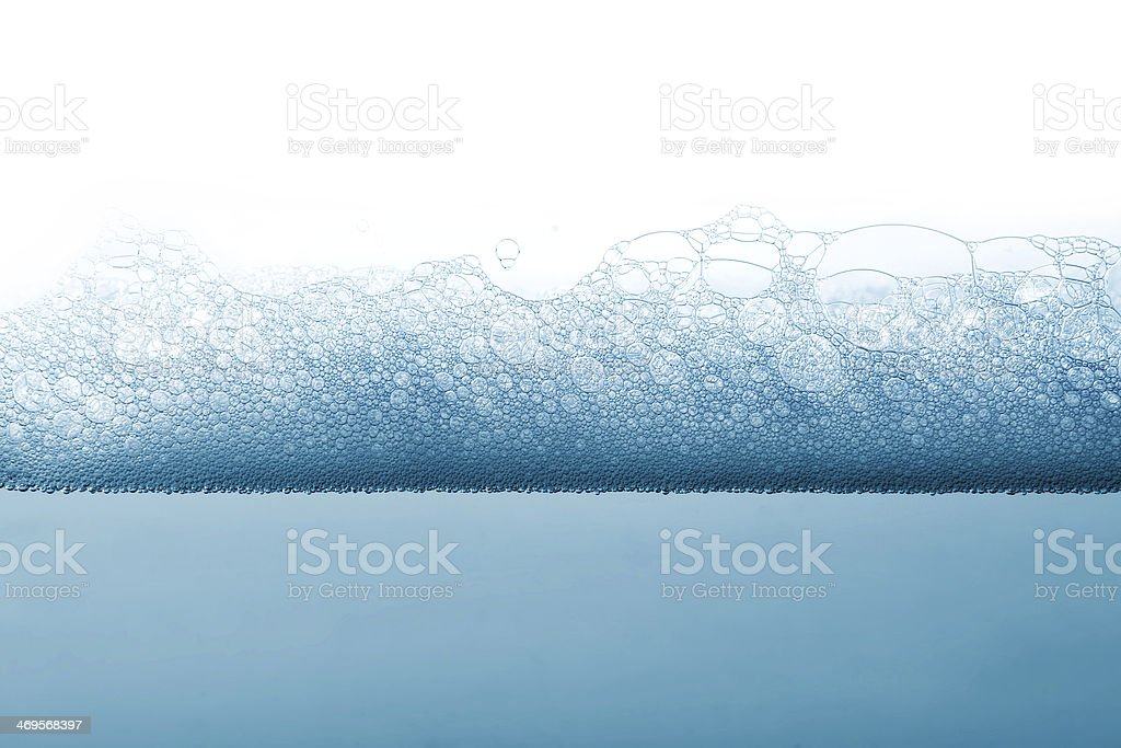foam stock photo