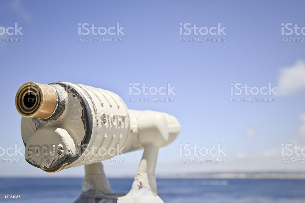 Focus And Foresight royalty-free stock photo