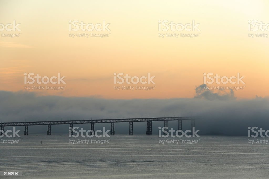 Fog Attack royalty-free stock photo