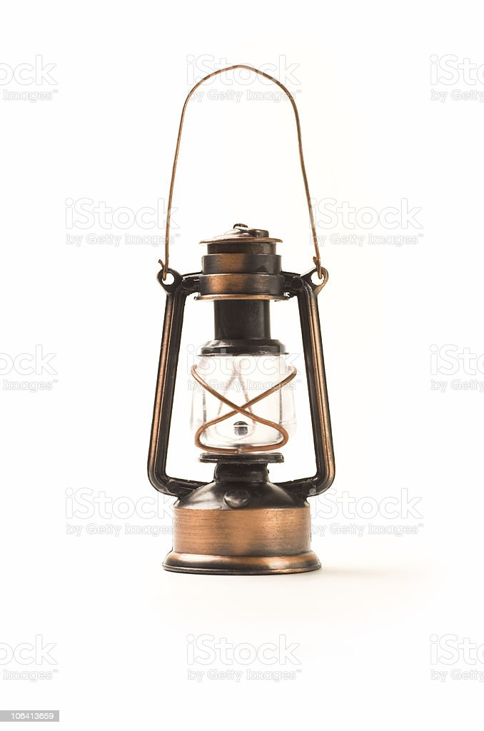 Fog lamp stock photo