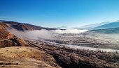 Fog on Land