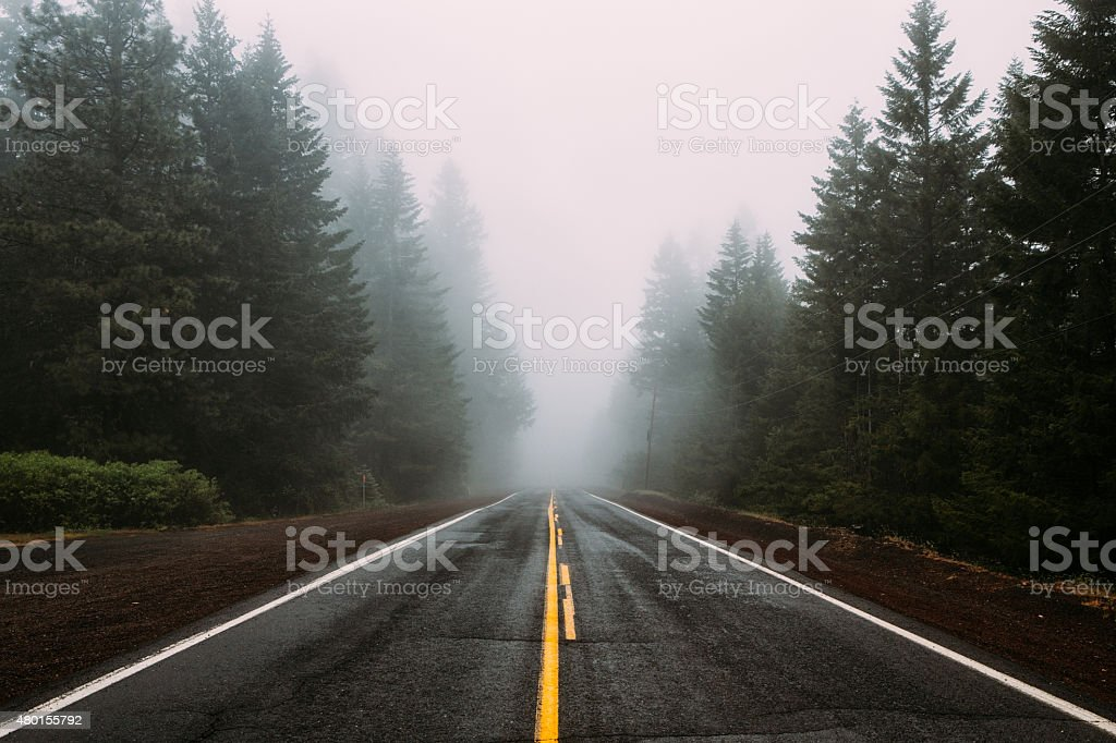 Fogged In stock photo