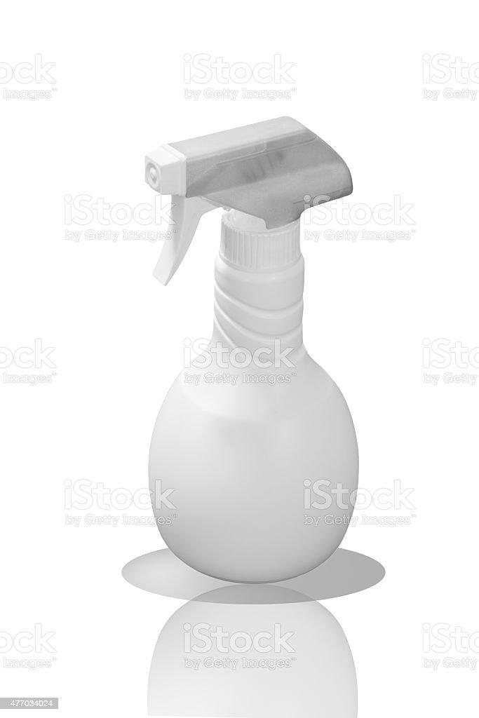 Foggy Spray Bottle royalty-free stock photo