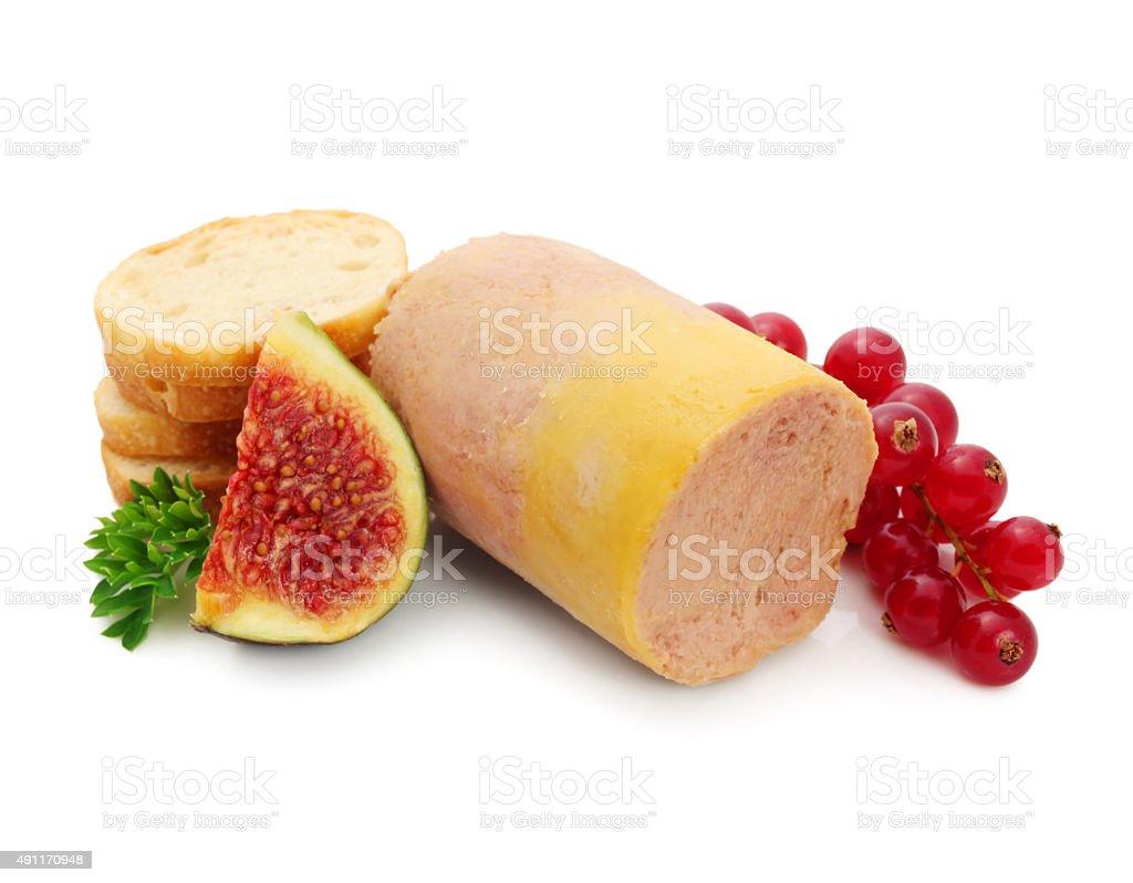 Foie Gras stock photo