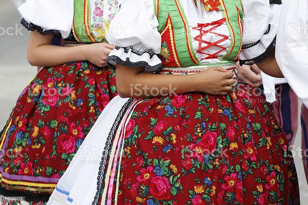 Folklore festival royalty-free stock photo