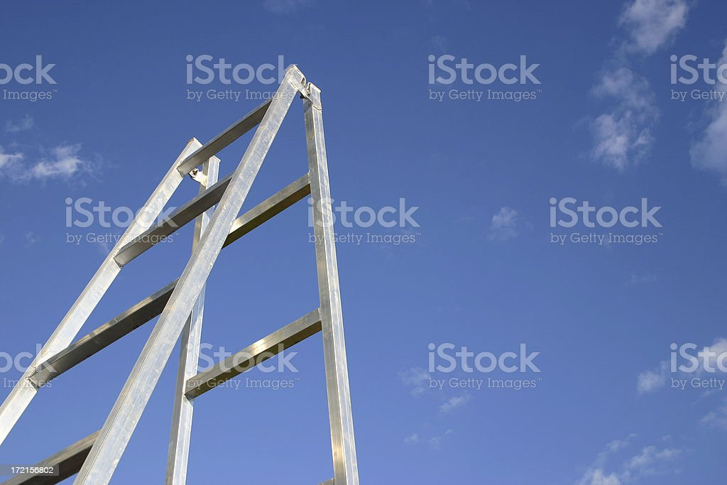 follow me here royalty-free stock photo