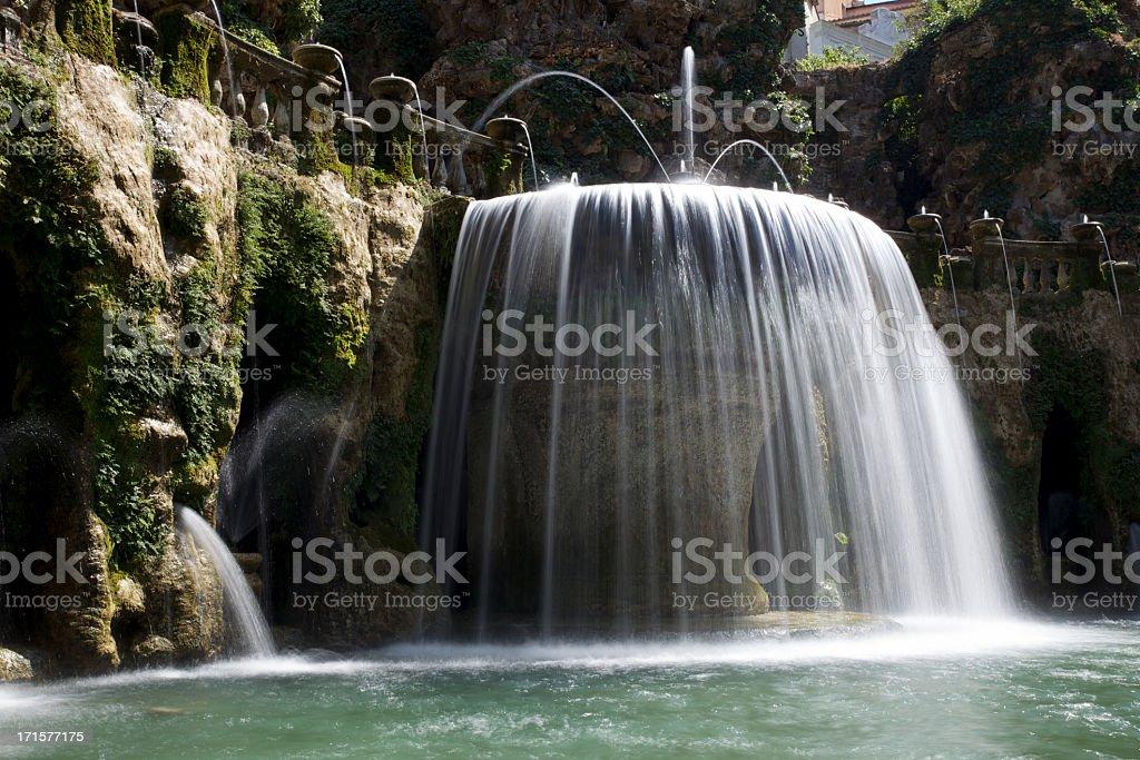 Fontana dell'Ovato stock photo