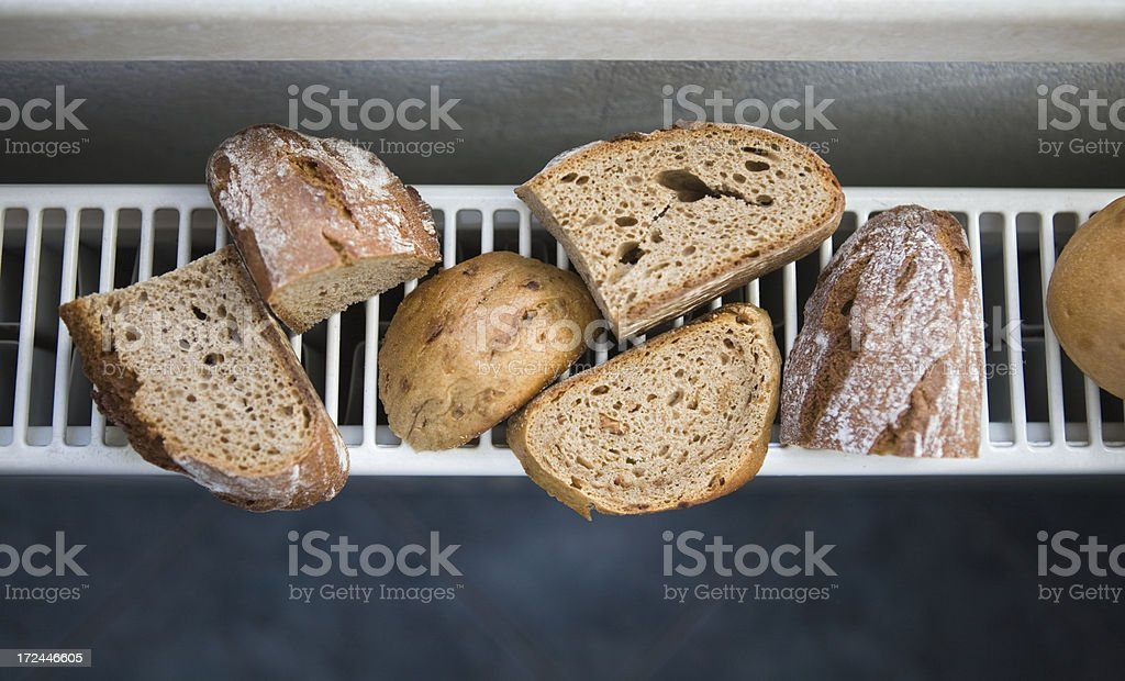 Food abundance royalty-free stock photo