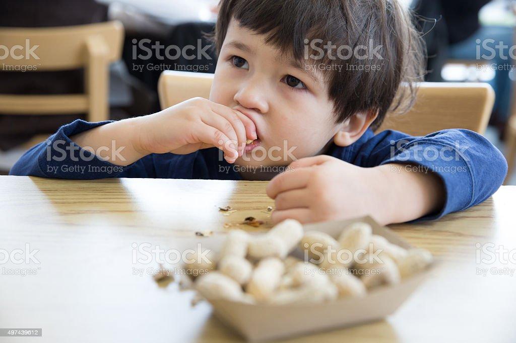 Food Allergies stock photo
