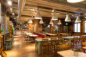 Food and Drinks Establishment with a Traditional Modern Twist