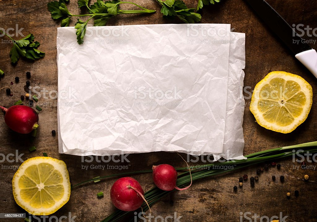 Food background royalty-free stock photo