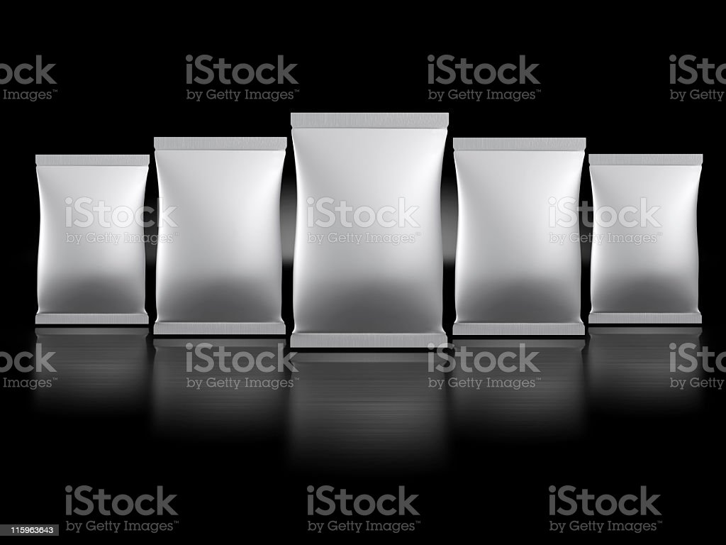 food bags royalty-free stock photo