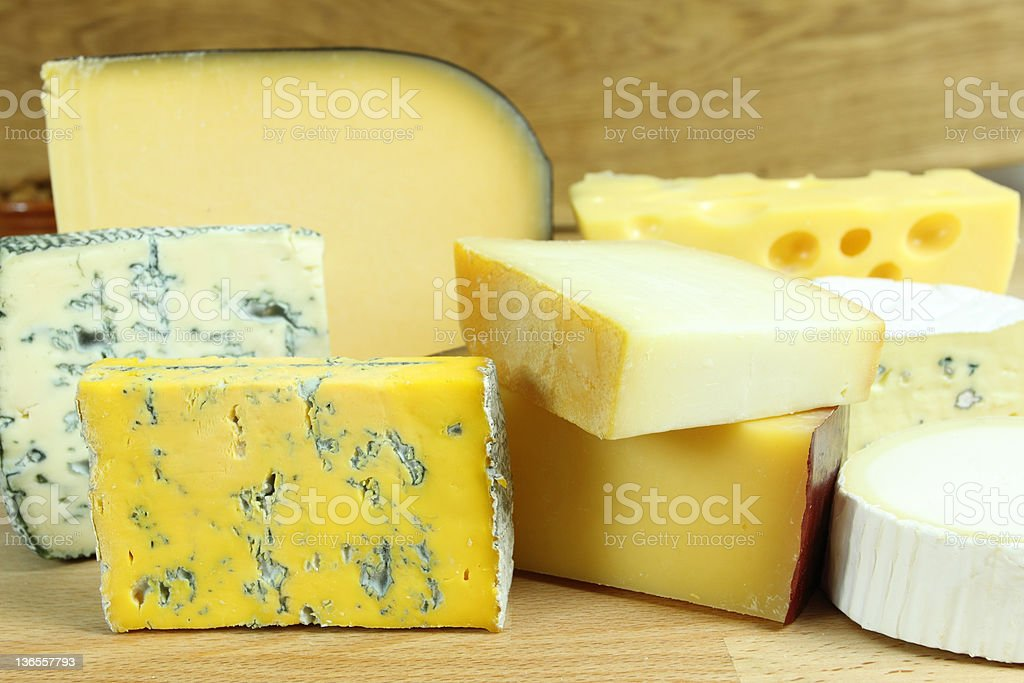 Food - cheese royalty-free stock photo