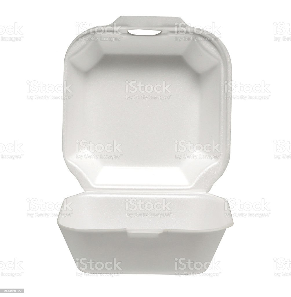 food  container. stock photo