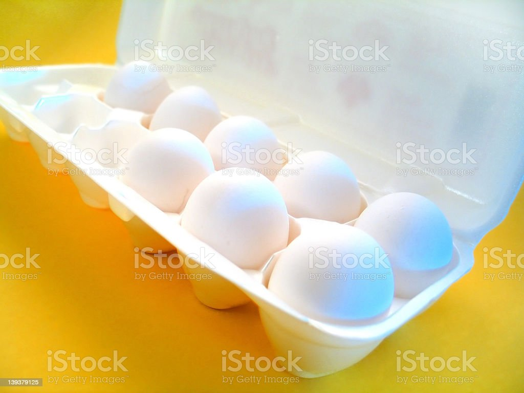 Food > Eggs royalty-free stock photo