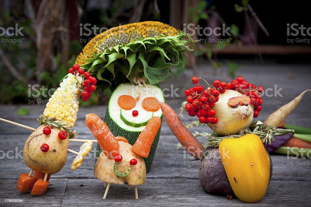 Food Fantasy royalty-free stock photo