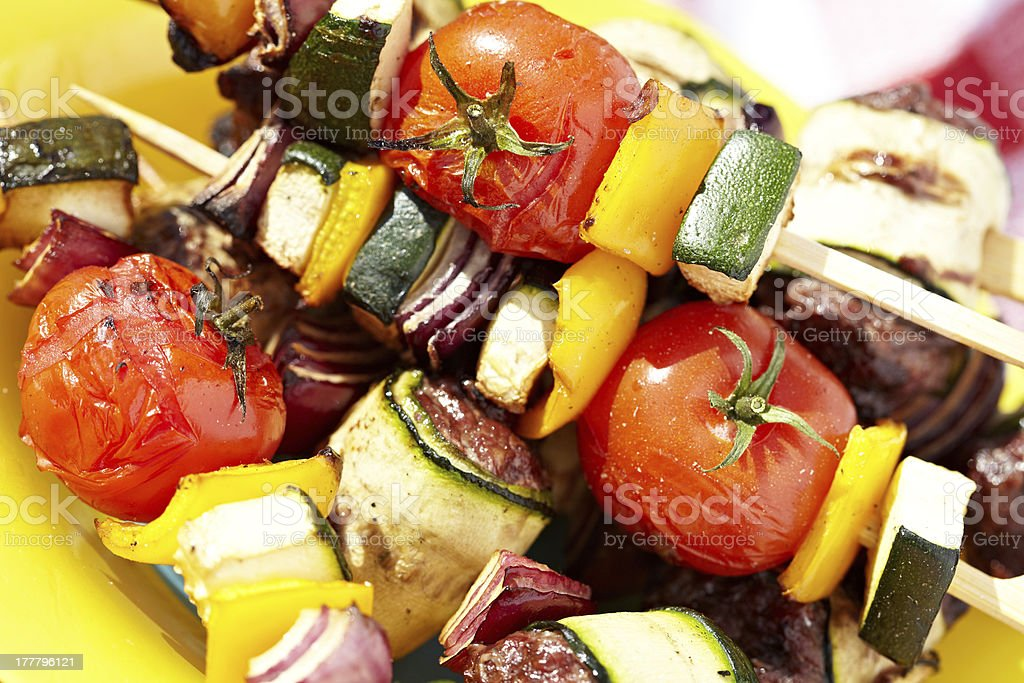 Food for grill royalty-free stock photo
