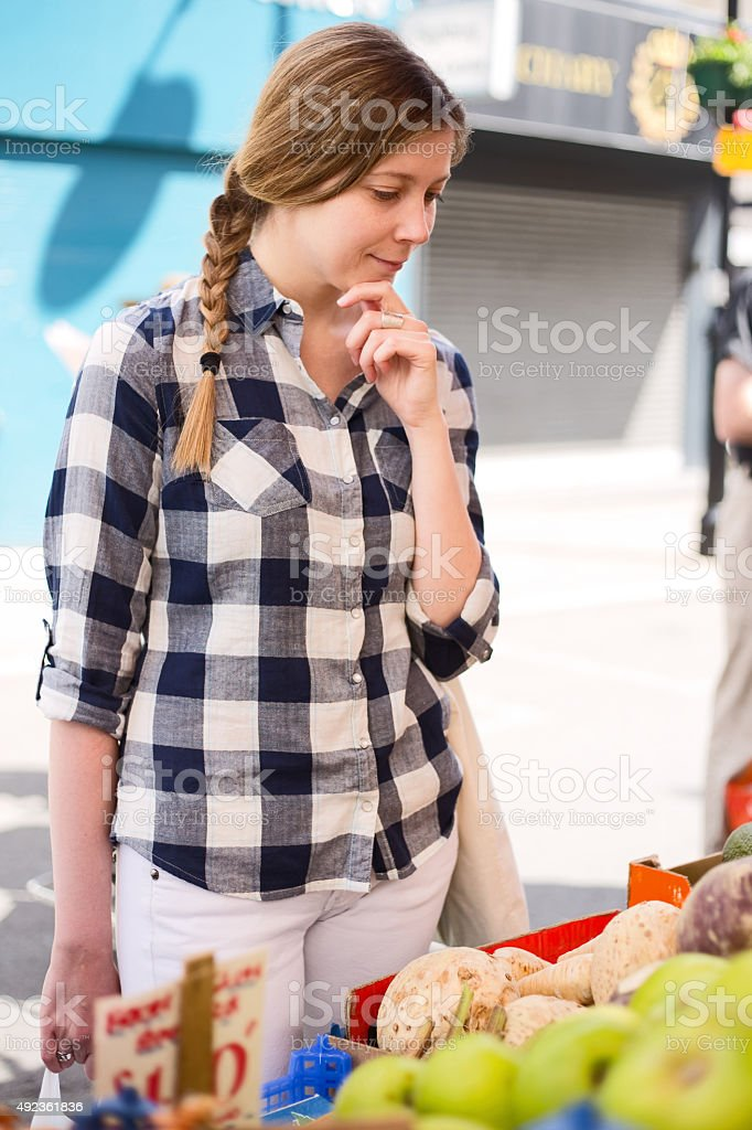 food market royalty-free stock photo