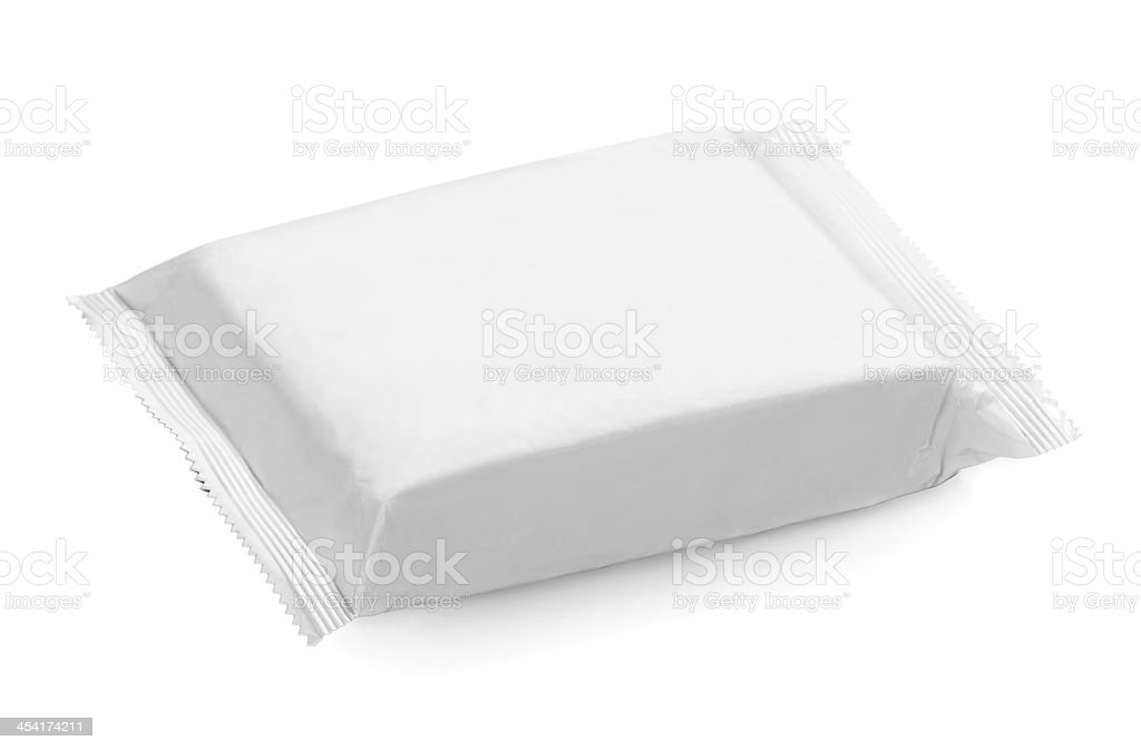 Food packaging royalty-free stock photo