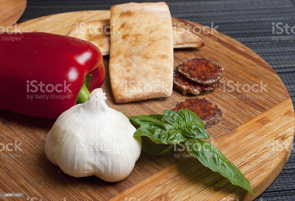 Los alimentos foto de stock libre de derechos