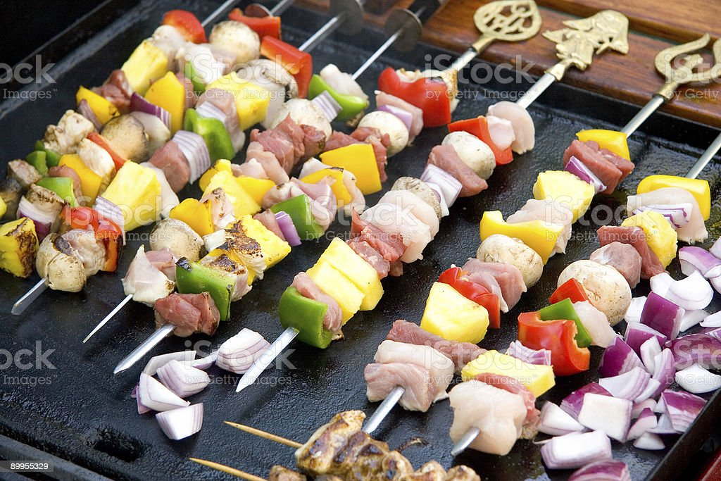 Food (Barbecue) royalty-free stock photo