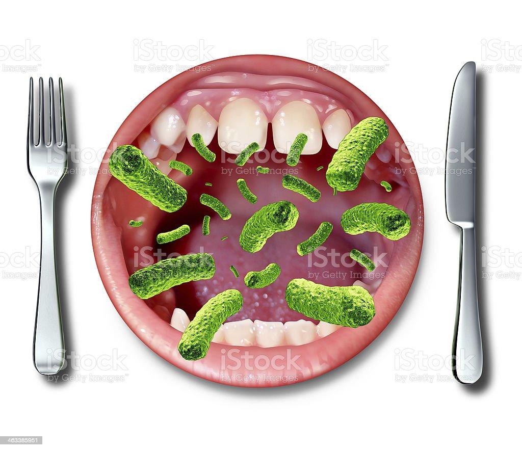 Food Poisoning Illness stock photo