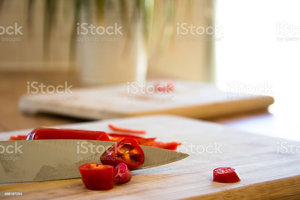Food Preparation stock photo