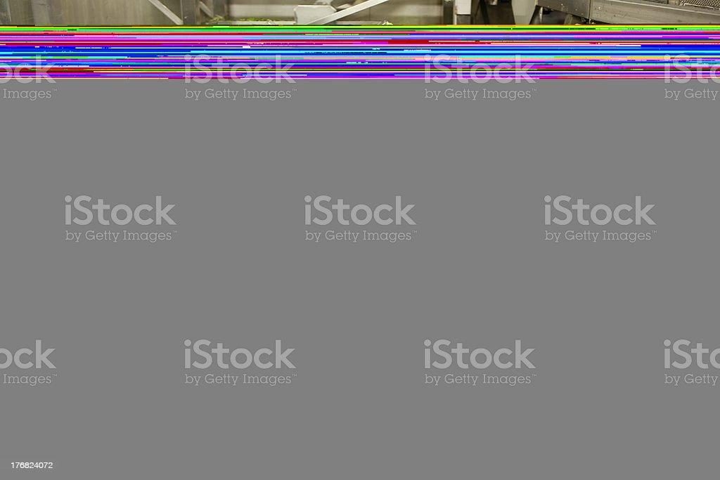 Food processing machine royalty-free stock photo