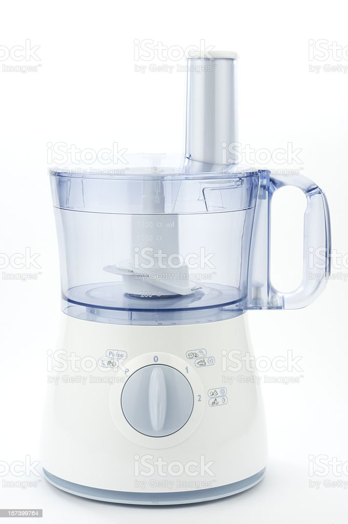 Food Processor or Robot royalty-free stock photo