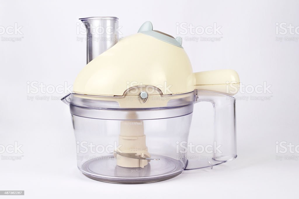 Food Processor (Click for more) royalty-free stock photo