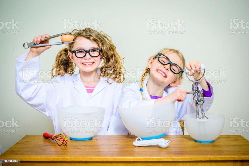 Food Science stock photo