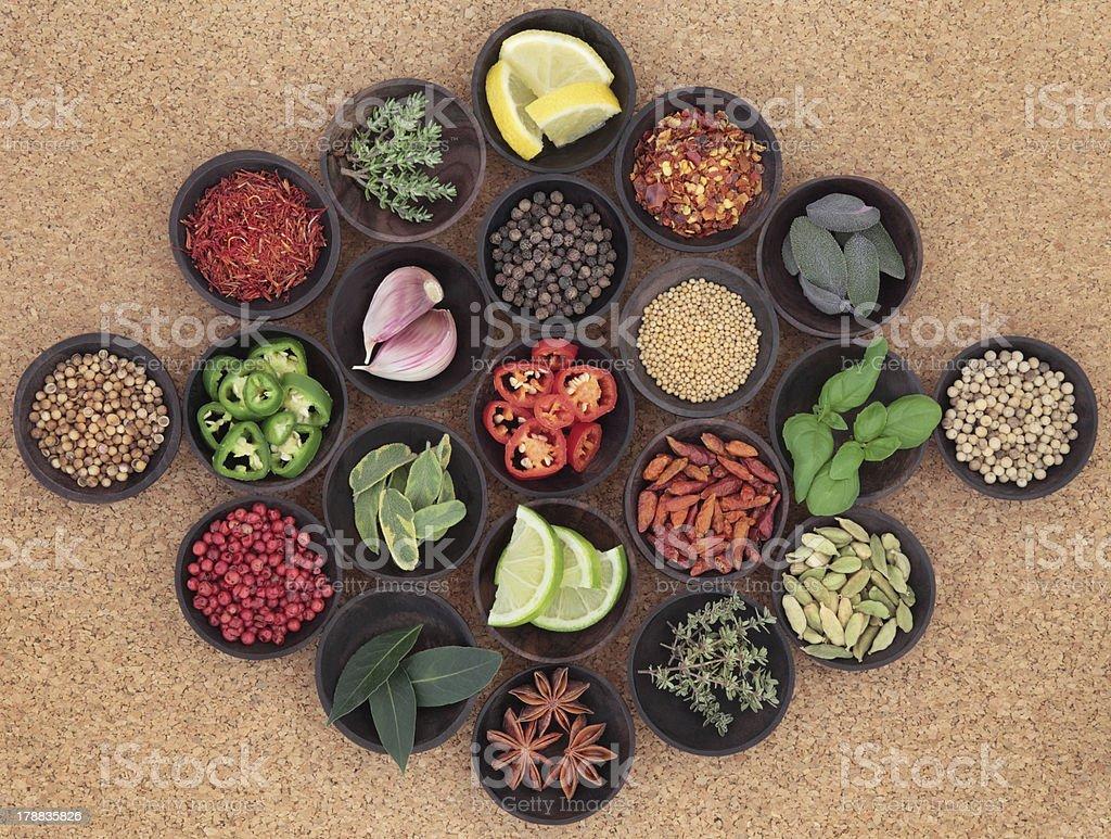 Food Seasoning royalty-free stock photo