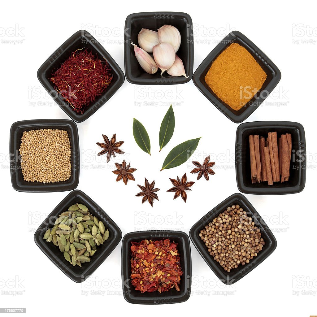 Food Seasoning royalty-free stock photo