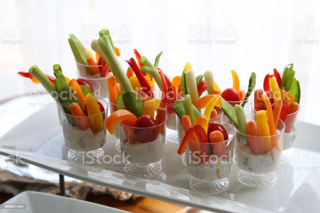 Food Serving stock photo