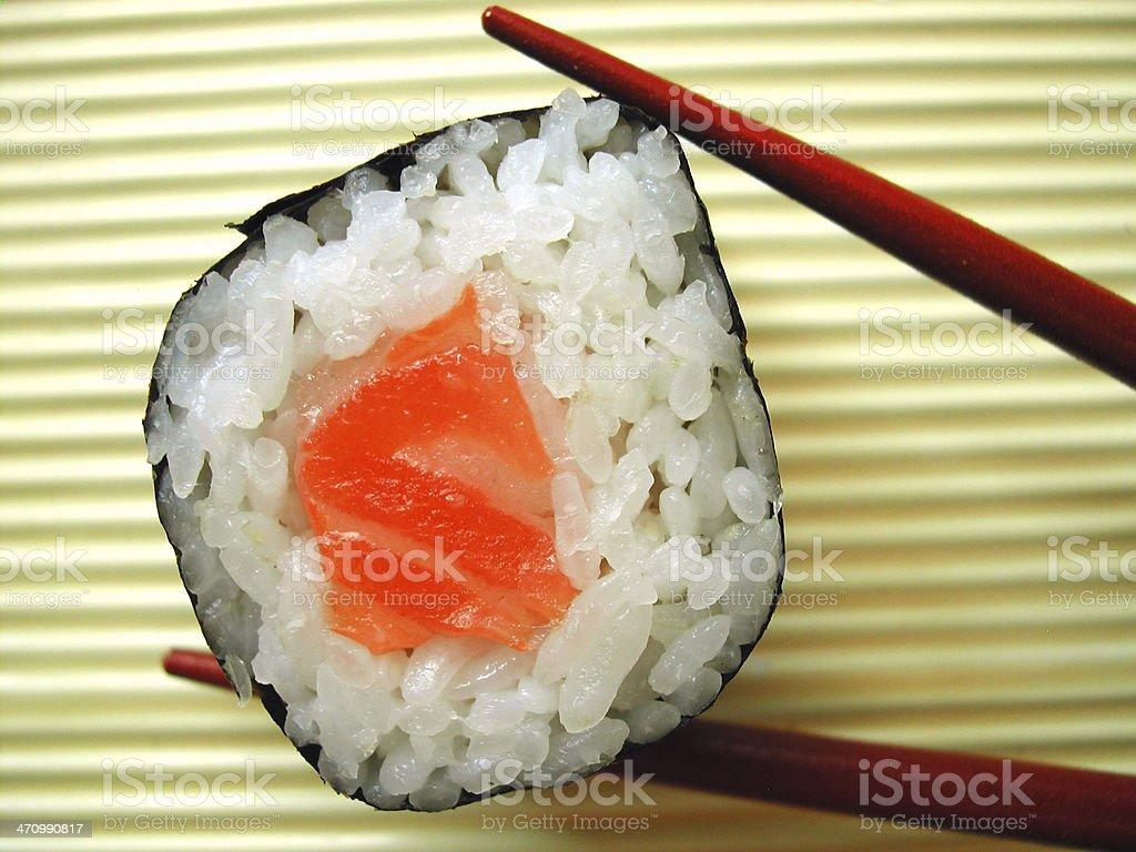 Food - Sushi Series 02 royalty-free stock photo
