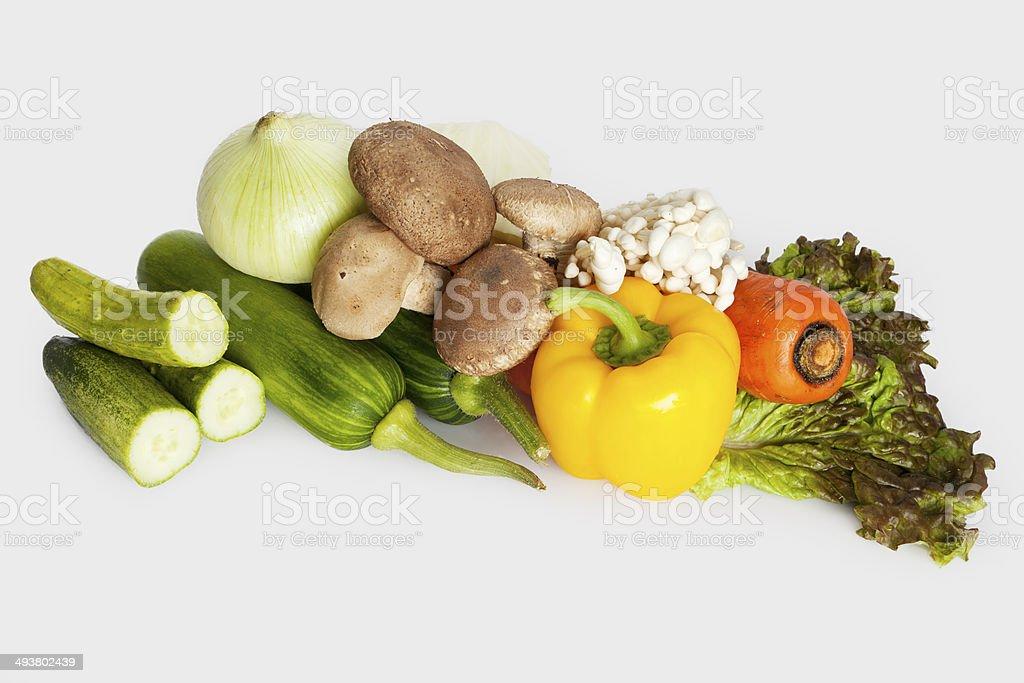 food vitamin stock photo
