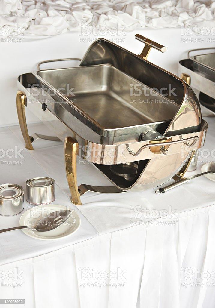 food warmer royalty-free stock photo