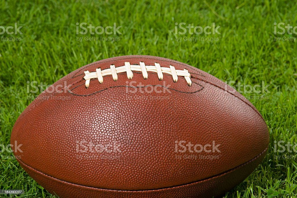 Football- American Football royalty-free stock photo
