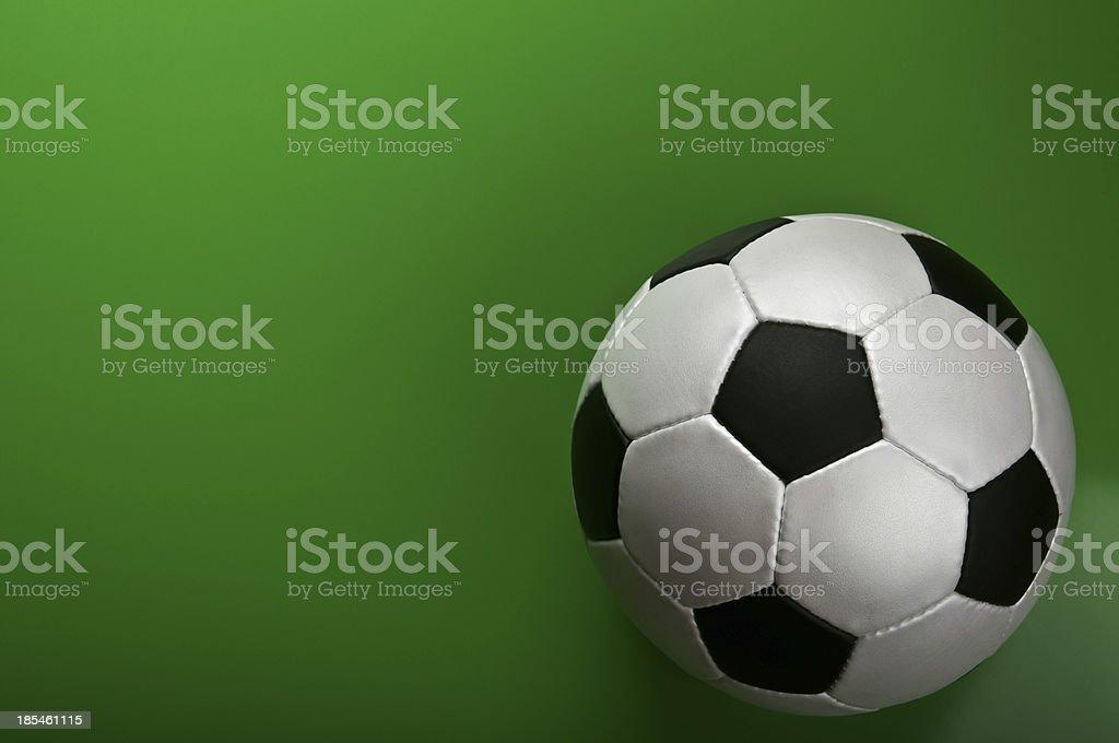 football ball royalty-free stock photo