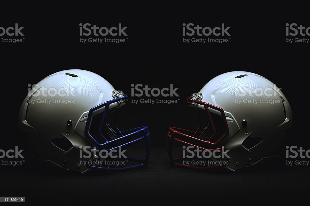 football competition stock photo